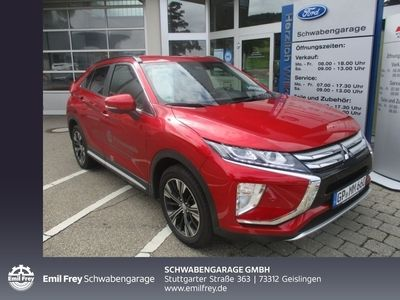 gebraucht Mitsubishi Eclipse Cross 1.5 T-MIVEC ClearTec 2WD Intro Edition
