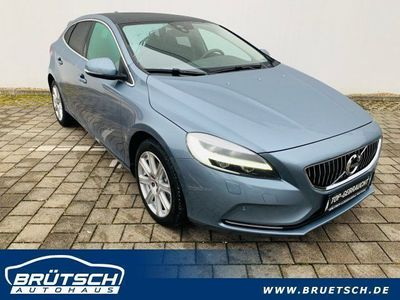 gebraucht Volvo V40 Inscription D3 LEDER / PANORAMA / LED / NAVI