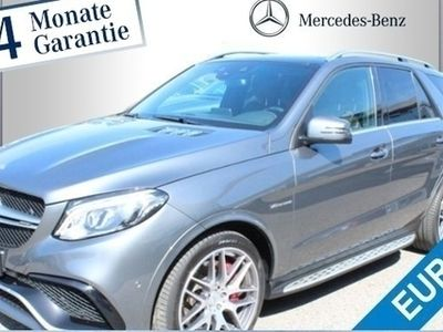 gebraucht Mercedes GLE63 AMG AMG S 4M Comand/Distronic/Active Curve/21 Styling