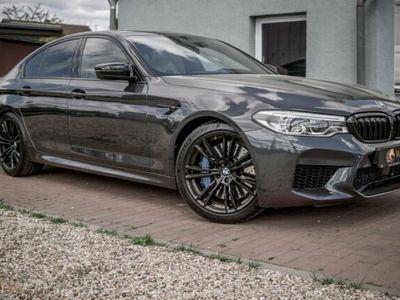 gebraucht BMW M5 Compet. MASSAGE/360/HARMAN/CARB./KEYLESS/20