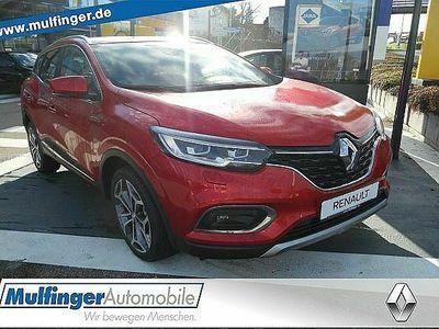 gebraucht Renault Kadjar LIMITED Deluxe TCe 140 EDC Online-Kauf