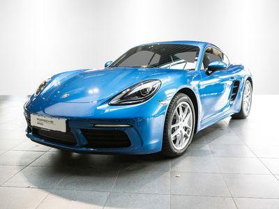 gebraucht Porsche Cayman (718) |Sportsitze Plus|ParkAssistent|