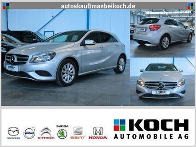 gebraucht Mercedes A180 CDI d Style BlueEfficiency