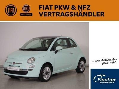gebraucht Fiat 500 1,2 8V Lounge