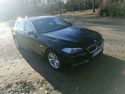 gebraucht BMW 518 d Touring NAVI TEMPOMAT SITZHEIZUNG TÜV NEU