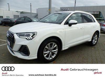 gebraucht Audi Q3 40TFSI quattro S line S tronic *NAV+*STANDH*