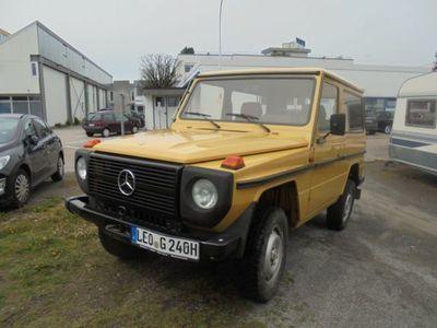 gebraucht Mercedes G240 ( ) H-Kennzeichen