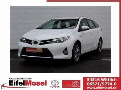 gebraucht Toyota Auris Touring Sports Hybrid Life+ Navi-Klima