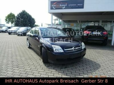 gebraucht Opel Vectra GTS Vectra C Lim.Turbo Edition ERST/H