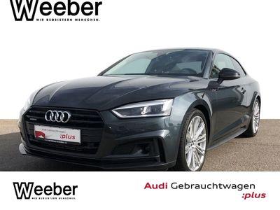 gebraucht Audi A5 2.0 TFSI quattro S tronic HeadUp Navi LED