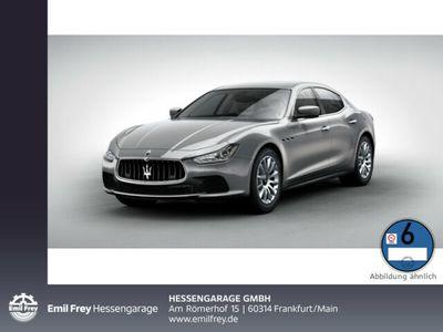 gebraucht Maserati Ghibli Aut. Navi Xenon Kamera PDC v+h 1.Hand