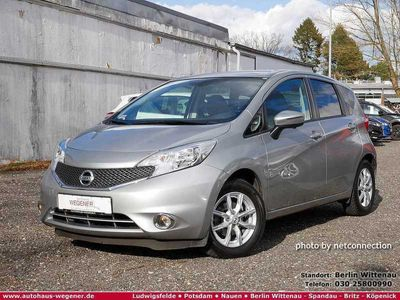 gebraucht Nissan Note 1.2 DIG-S Tekna KLIMA KAMERA NAVIGATION