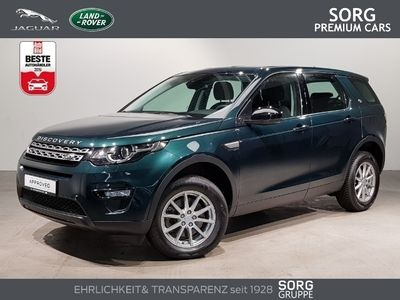gebraucht Land Rover Discovery Sport 2.0 TD4 Pure*AHK*