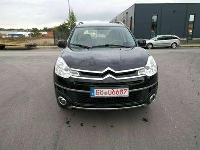 gebraucht Citroën C-Crosser Tendance 4WD