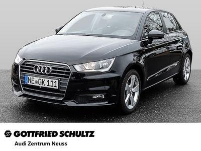 gebraucht Audi A1 Sportback 1.0 TFSI (8X) LimS5 sport ultra