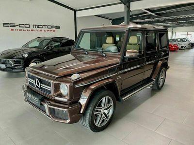 gebraucht Mercedes G63 AMG AMG DESIGNO SONDERLACKIERUNG EXCLUSIVE