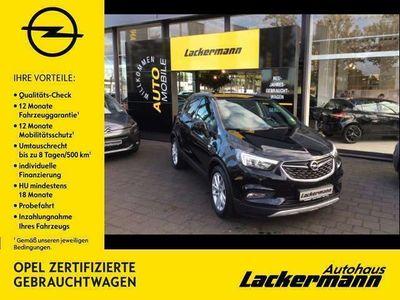 gebraucht Opel Mokka X 120 Jahre Navi Klimaautom. Parksensoren