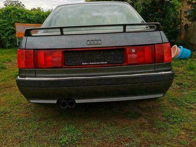 gebraucht Audi 90 Typ 89 2.0 (viele Neuteile) als Limousine in Wittenberge