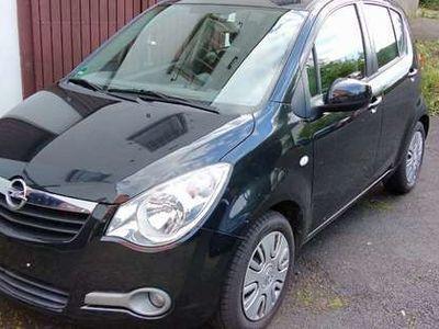 gebraucht Opel Agila Edition B/ Klima nur 88.000 KM ( LESEN !!! )