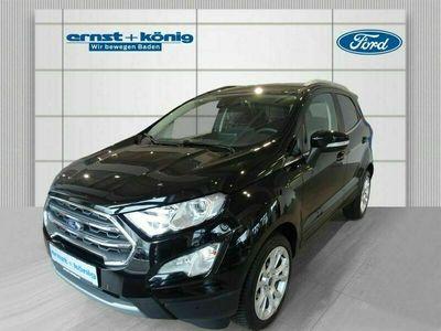 gebraucht Ford Ecosport TITANIUM 1.0 EcoBoost bei Gebrachtwagen.expert