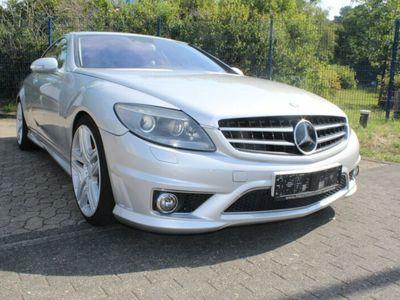 gebraucht Mercedes CL500 CL 500- VOLL-AMG PAKET