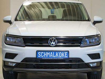 gebraucht VW Tiguan 1.4 TSI ACT 4Mot BMT HIGHL Navi Climatronic