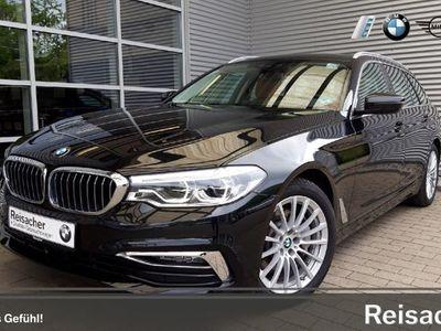 used BMW 530 d A Tou Navi,AHK,LED Scheinwerfer,Leder,Autom