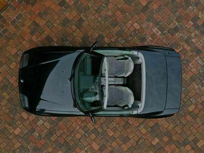 gebraucht BMW Z1 - Traumwagen im Traumzustand in Traumschwarz