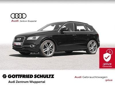 gebraucht Audi SQ5 3.0TDI quatt. LED AHK RÜCKFAHR ACC XEN NAV PDC