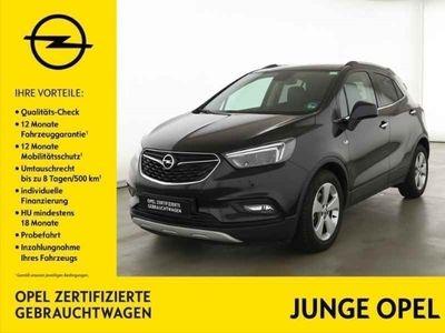 gebraucht Opel Mokka X Innovation 1.4 Turbo Automatik Voll-LED