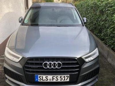 gebraucht Audi Q3 2.0 TDI quattro sport
