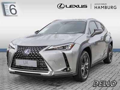 gebraucht Lexus UX 250h Launch Edition FWD SHZ NAVI LED ACC