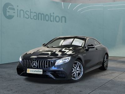 gebraucht Mercedes S63 AMG S 63 AMGAMG Coupe 612PS 4Matic+ V8 Biturbo HEAD-UP