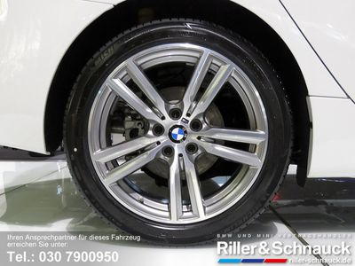 gebraucht BMW 218 Active Tourer M-Sportpaket LED PANORAMA NAVI