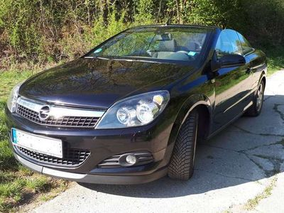 gebraucht Opel Astra Cabriolet Twin Top 1.6 Edition