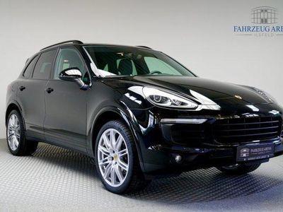 gebraucht Porsche Cayenne Diesel Platinum Edition Luftfederung AHK