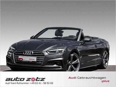 gebraucht Audi A5 Cabriolet Sport 2.0 TFSI 3x S line Ass. Navi+ L