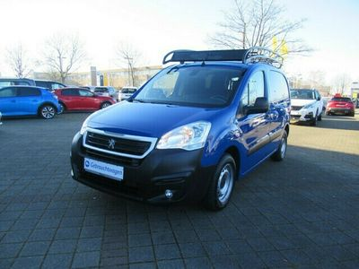 gebraucht Peugeot Partner 1.6 BlueHDi 100 L1 Premium, Klimaautomatik