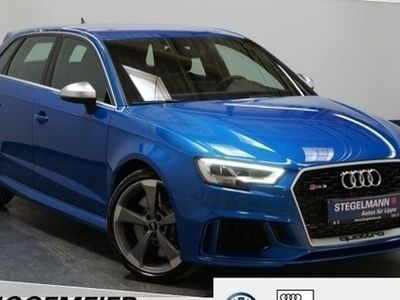 gebraucht Audi RS3 Sportback 2.5 TFSI quattro S tronic RS-Spo