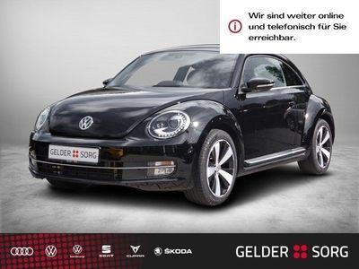 gebraucht VW Beetle 2.0 TSI Exclusive *PDC*SHZ*Climatronic*Xenon* Xenon Leder GRA LM