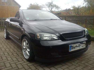 gebraucht Opel Astra Cabriolet 1.6 16V Linea Rossa
