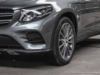 gebraucht Mercedes GLC220 AMG Line LED 20 Vielspeichen Garmin