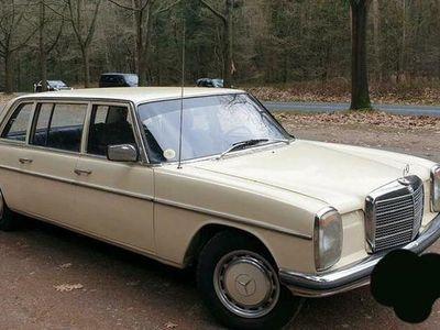 gebraucht Mercedes W115 Pullmann