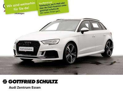 gebraucht Audi RS3 Sportback 19 Vmax 280 km h Sportabgas B&O Assistenz Leder uvm.