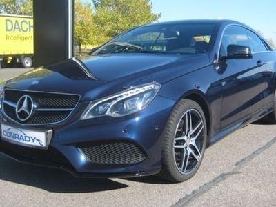 käytetty Mercedes E350 9G-TRONIC Sportpaket AMG Night-Paket