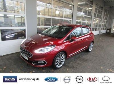 gebraucht Ford Fiesta Vignale - Navi, ACC, Totwinkel-Assistent