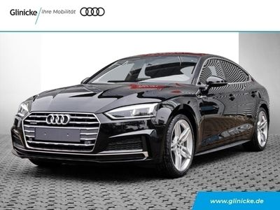 gebraucht Audi A5 Sportback sport quattro TDI Sline UPE: 65.409,- Leder LED Navi Keyless Allrad Panorama