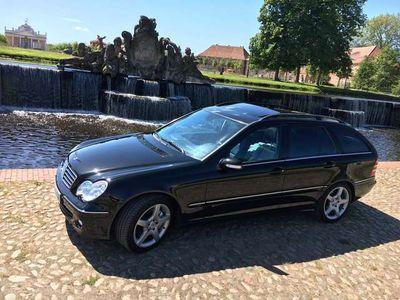 gebraucht Mercedes C280 T 7G-TRONIC Avantgarde Sport Edition