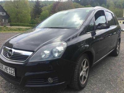 gebraucht Opel Zafira 1.8 LPG