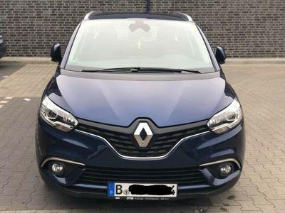 gebraucht Renault Grand Scénic Business Edition Blue 7-Sitzer